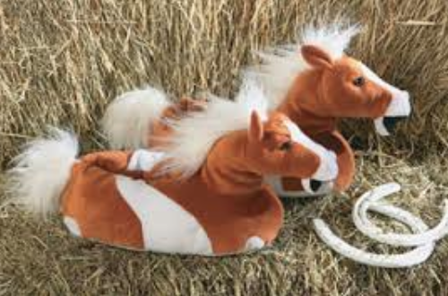 horse slippers - Amateur Equestrian 419ce972be0e
